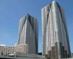 THE TOKYO TOWERS MID TOWER 外観
